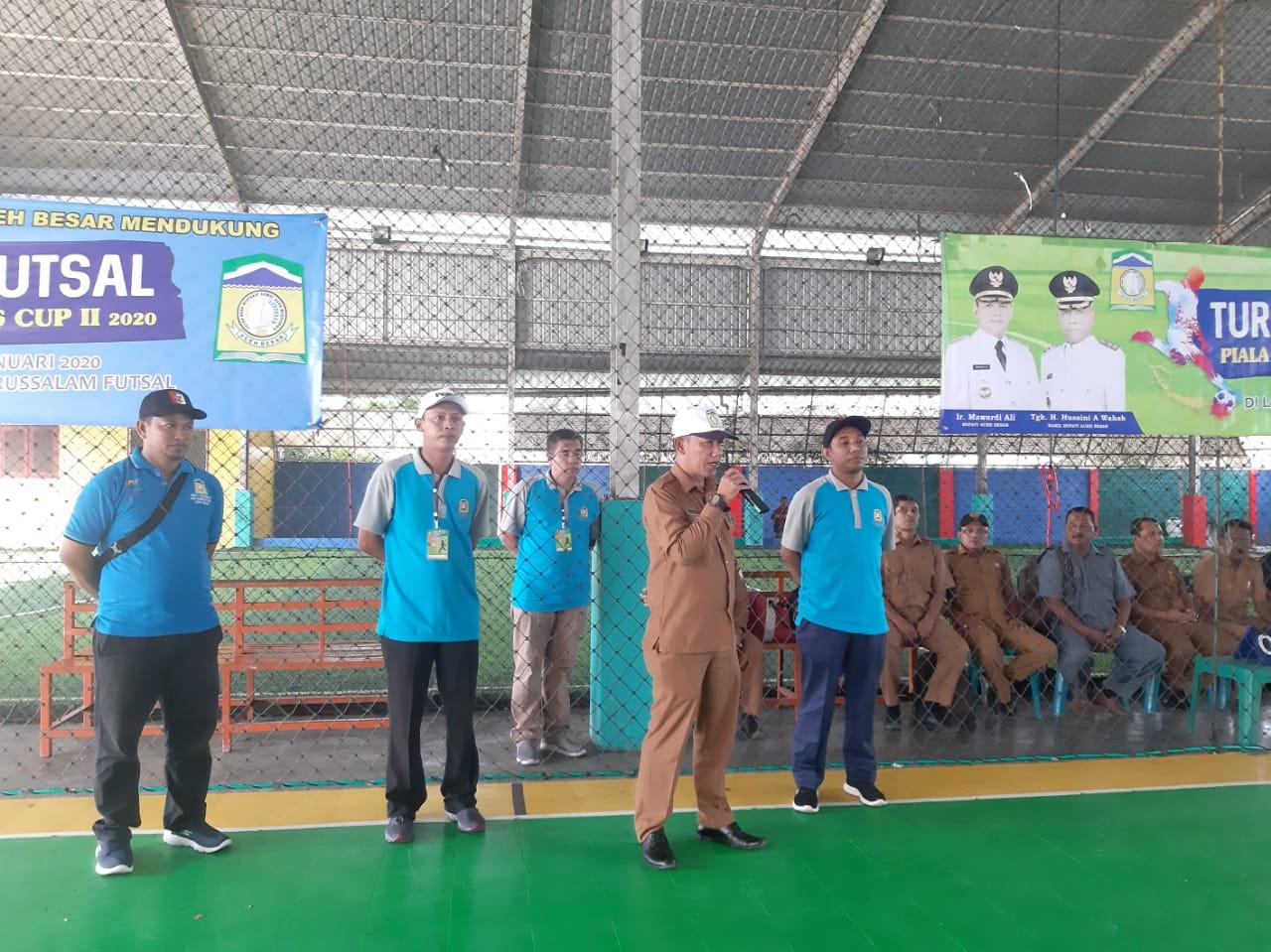 Disdikbud Futsal Cup II Bergulir