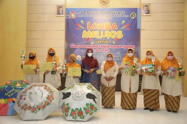 Aceh Besar Kembali Raih Juara di Tingkat Provinsi