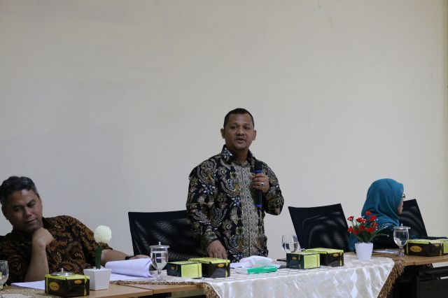 Gelar WS STEM-C, Dr. Silahuddin : Komitmen, Komunikasi dan Berkelanjutan