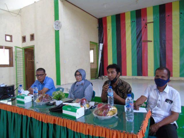 Disdikbud Aceh Besar Gelar Pertemuan Khusus Dengan Kepala Sekolah SD, SMP Bahas Pendidikan Pulo Aceh