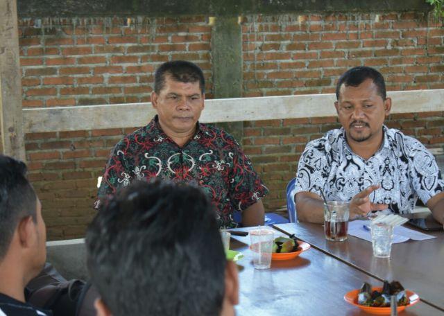 OPS Aceh Besar Silaturahmi dengan Kadisdikbud