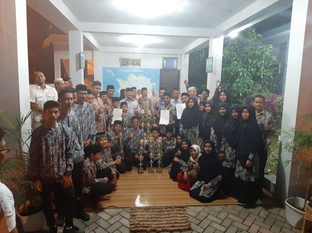 Ir. H. Mawardi Ali : Terimakasih Telah Mengharumkan Nama Aceh Besar