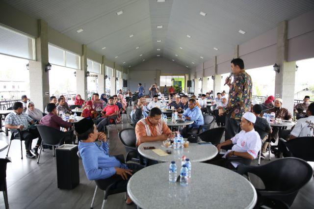 Gelar FGD, Disdikbud Aceh Besar Maksimalkan Program SPT dan Mahad Tahfiz