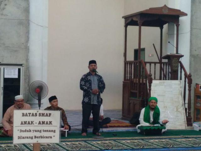 Kadisdikbud Aceh Besar Buka Leadership Basic Training PII Tahun 2019
