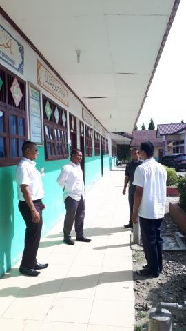 Kadisdikbud Aceh Besar Lakukan Monev Gebyar Ramadhan