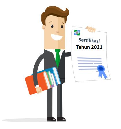 Daftar Usulan Penerbitan SKTP Tunjangan Profesi Guru Triwulan 1 Tahun 2021