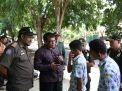 Disdikbud, WH serta Satpol PP Kabupaten Aceh Besar Gelar Sidak dan Razia