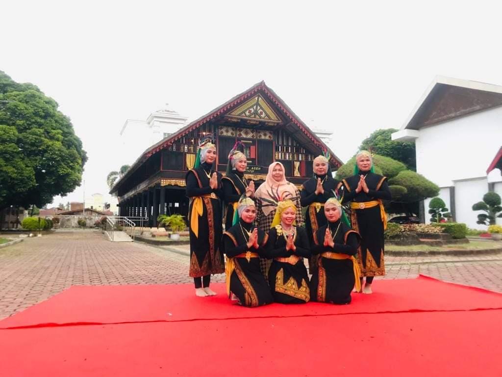 Tim Tarian TK Khairani  Raih Juara  III Nasional