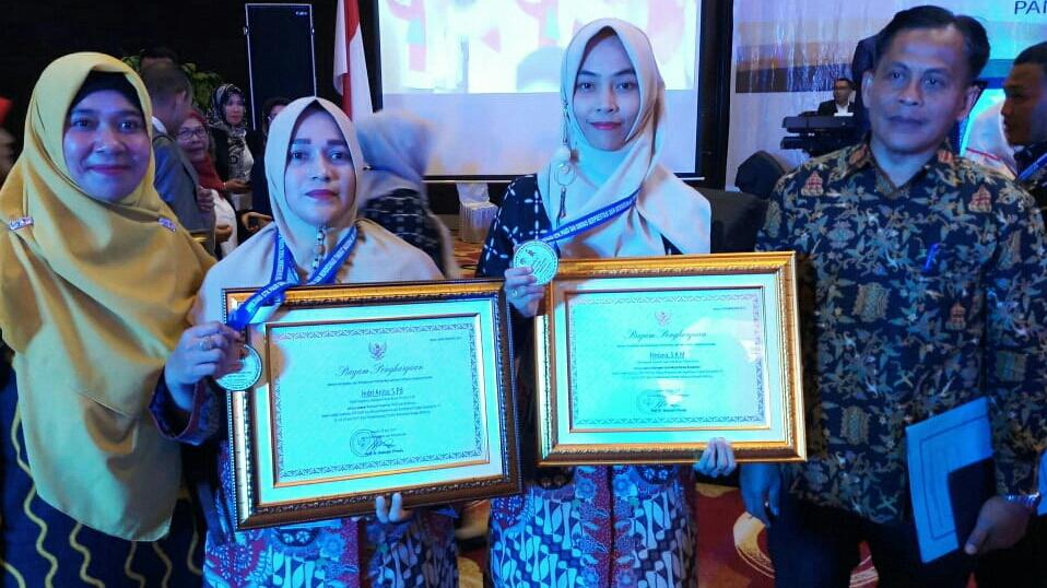 Kadisdikbu Aceh Besar Apresiasi Dua GTK PAUD Dikmas Raih Juara Nasional