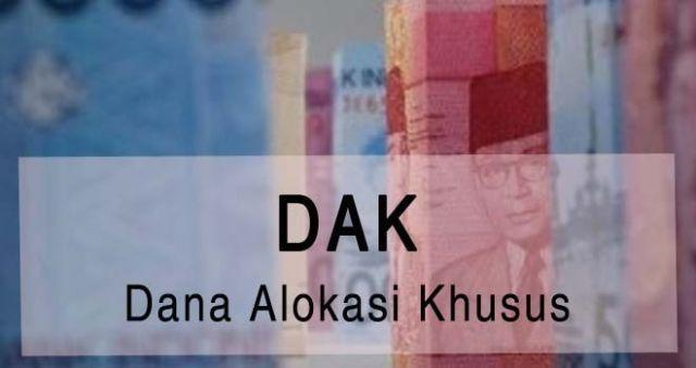PENYAMPAMPAIAN LAPORAN REALIASI DANA ALOKASI KHUSUS DAK FISIK SD/SMP T.A. 2017