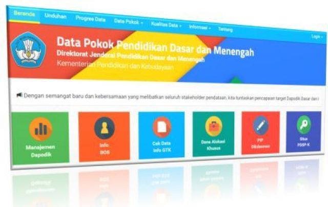 Rilis Updater/Patch Dapodik 2017 a