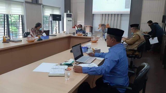 Kadisdikbud Aceh Besar Narasumber Persiapan Asesmen Nasional Tahun 2020