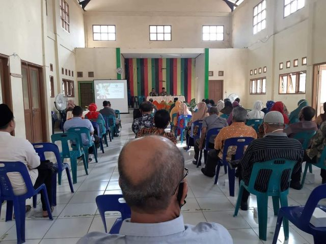 MPD Gelar Rapat Koordinasi PPDB Aceh Besar