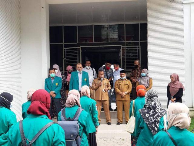 Sebanyak  87 Mahasiswa Ikut Program Kampus Mengajar di Aceh Besar