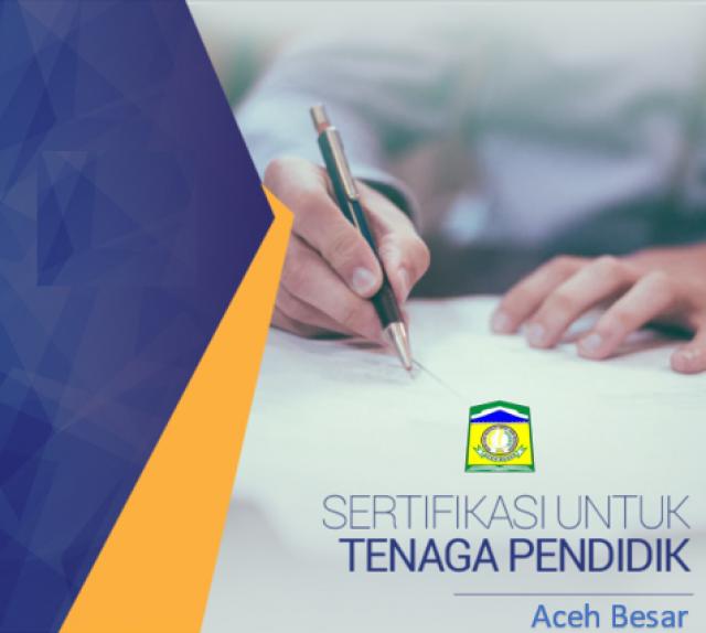 Daftar Usulan Tunjangan Profesi Guru Triwulan 2 PAUD-TK Aceh Besar Tahun 2021