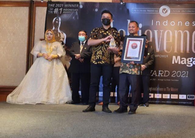 Kepala Disdikbud Aceh Besar Raih Penghargaan Nasional