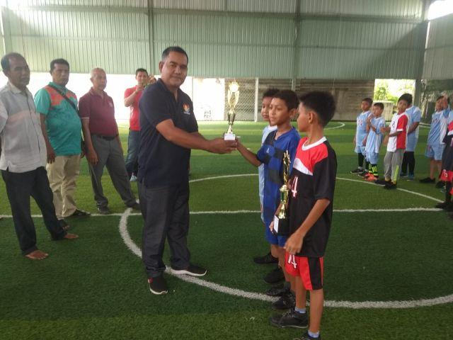 Tim Futsal SDN 1 Tanoh Abe Wakili Kecamatan Seulimeum